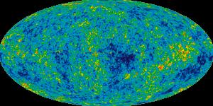 تابش زمینه کیهانی CMB