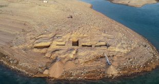 خرابههای قصر امپراطوری میتانی